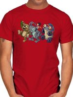 WHERE THE PSYCHIC THINGS ARE T-Shirt