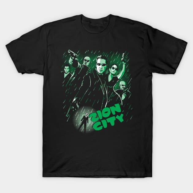 The Matrix T-Shirt