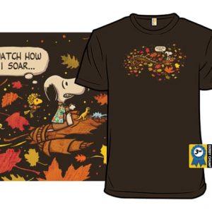 Firefly/Peanuts T-Shirt