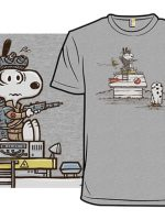 A Little Afraid of That Ghost T-Shirt