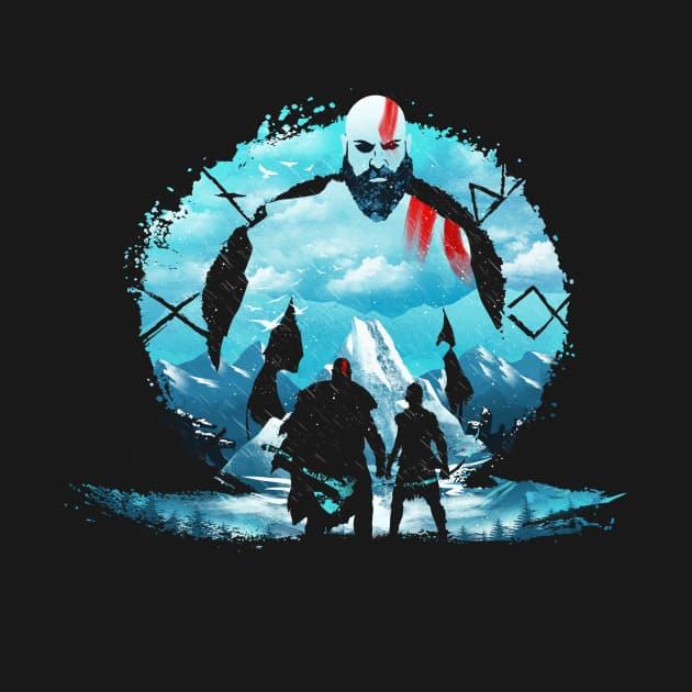 Kratos Landscape