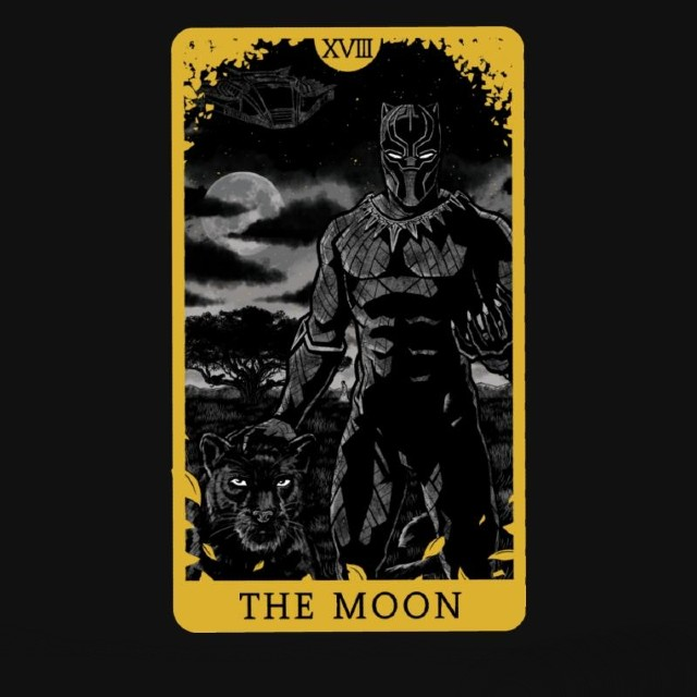 THE MOON - Black Panther