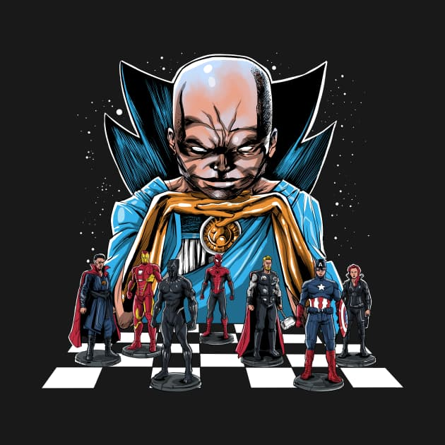 The Heroes Gambit