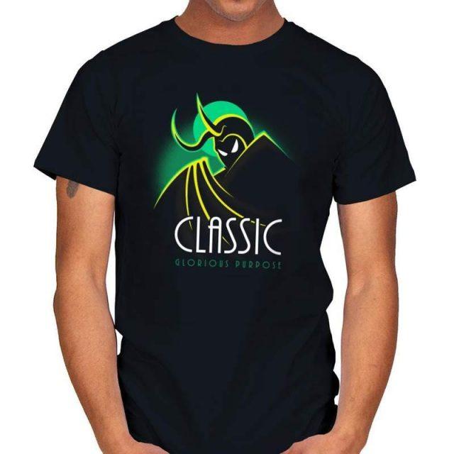 VARIANTS ANIMATED SERIES Loki T-Shirt