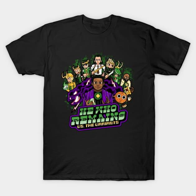Variant Pilgrim Loki T-Shirt