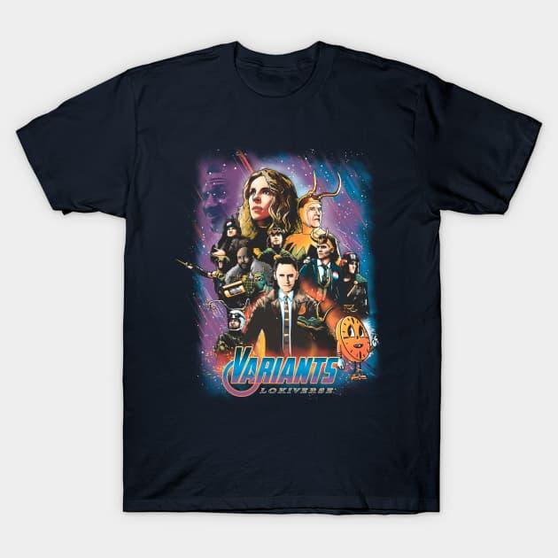 Variants - Loki T-Shirt