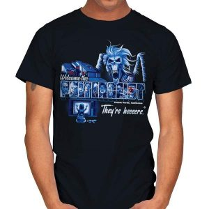 WELCOME THE POLTERGEIST T-Shirt