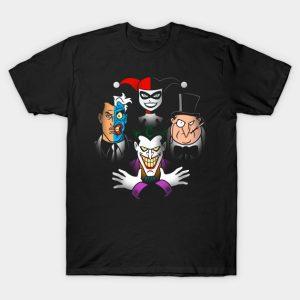 Batman Villain T-Shirt