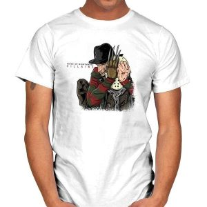 Freddy and Jason T-Shirt