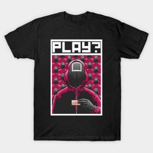 Play - Squid Game T-Shirt