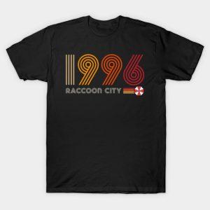 Raccoon city 1996 T-Shirt